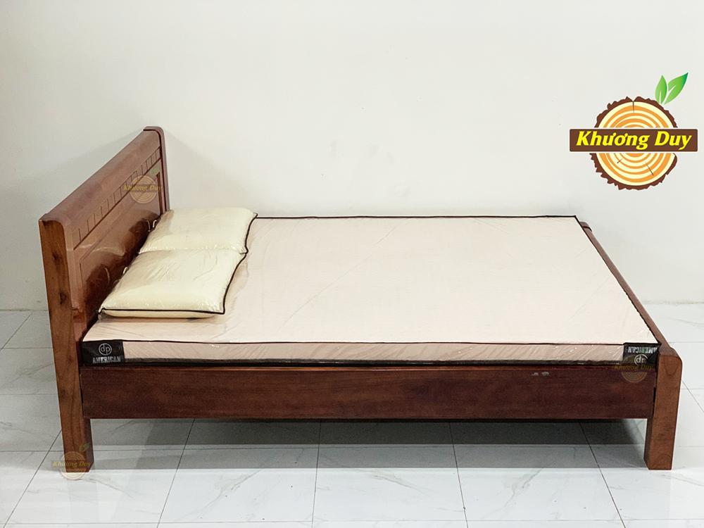 Báo giá giường gỗ Xoan Đào