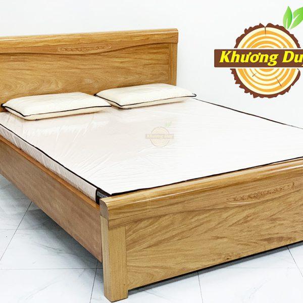 giường ngủ gỗ tự nhiên dạt phản