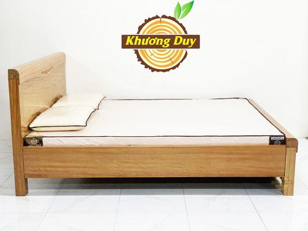 Giường ngủ gỗ Đinh Hương 1m8