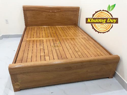 giường ngủ gỗ đinh hương bền đẹp