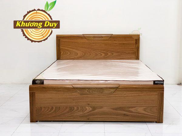 Giường gỗ Hương Xám cao cấp