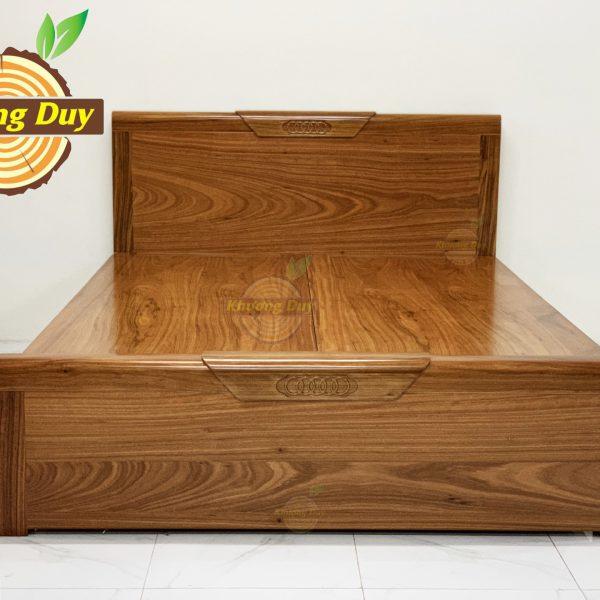 Giường gỗ Hương Xám đẹp, chất lượng