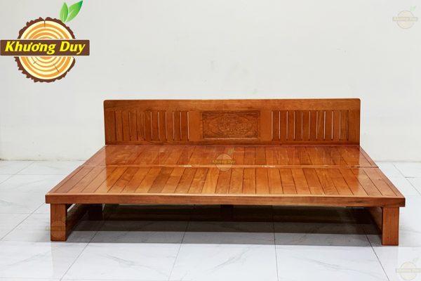 Sofa giường gỗ đa năng