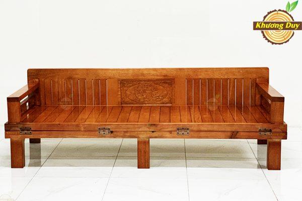 Sofa giường gỗ Sồi