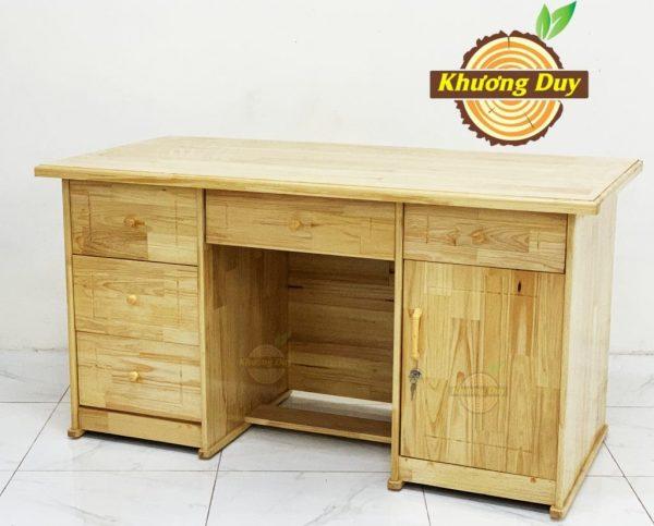 bàn làm việc gỗ tự nhiên giá rẻ