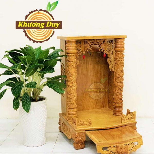 bàn thờ gỗ gõ đỏ
