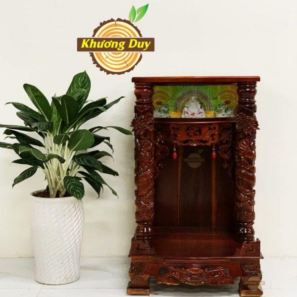 bàn thờ thần tài gỗ tràm