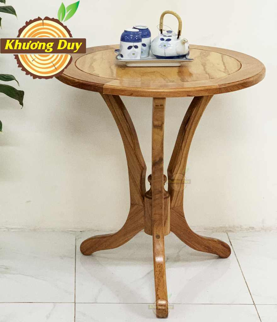 bàn trà gỗ gõ đỏ