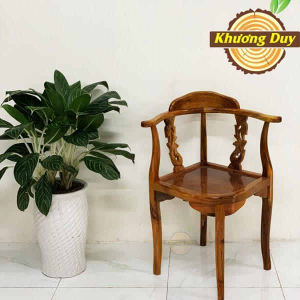 bộ bàn trà 2 ghế gỗ tràm