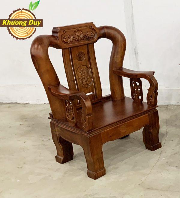 sofa gỗ tràm giá rẻ