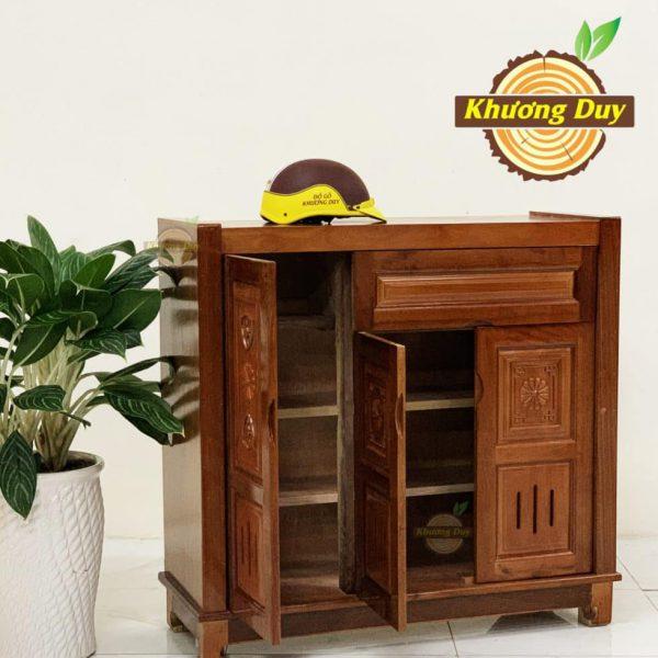 tủ giày gỗ giá rẻ tphcm