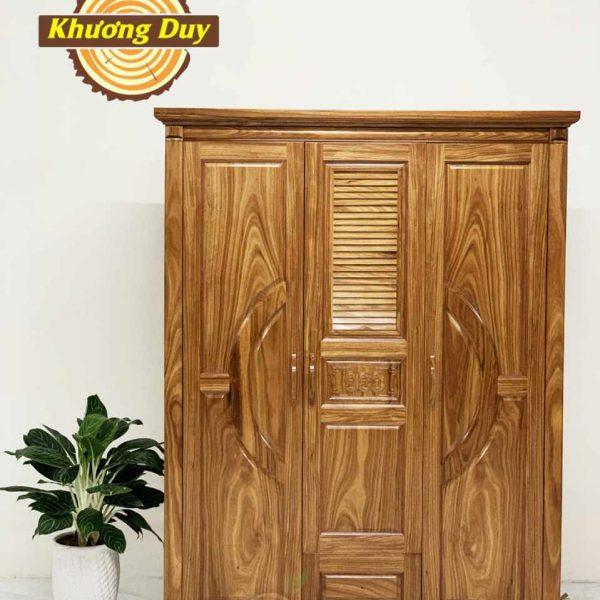 tủ quần áo gỗ 1m6 giá rẻ