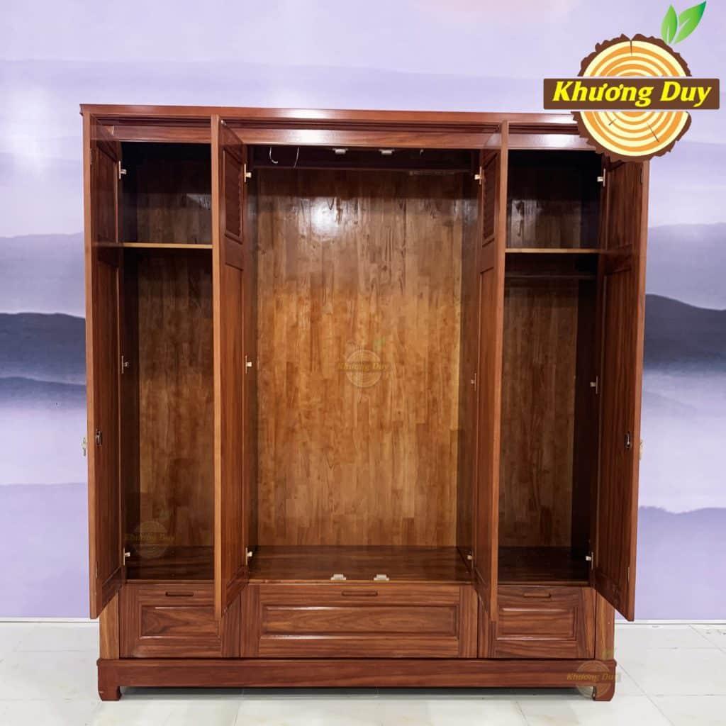 tủ quần áo gỗ cao cấp
