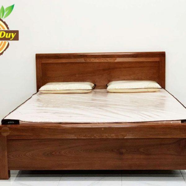 giường ngủ gỗ giá rẻ xoan đào