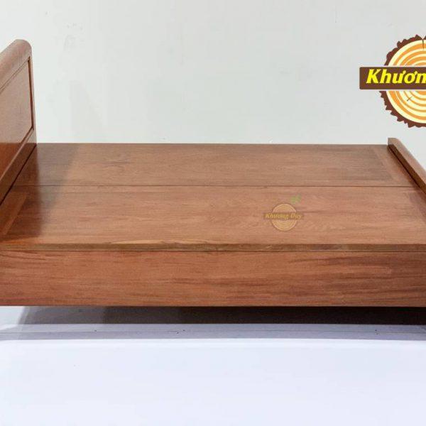 giường gỗ hương đá dạt phản