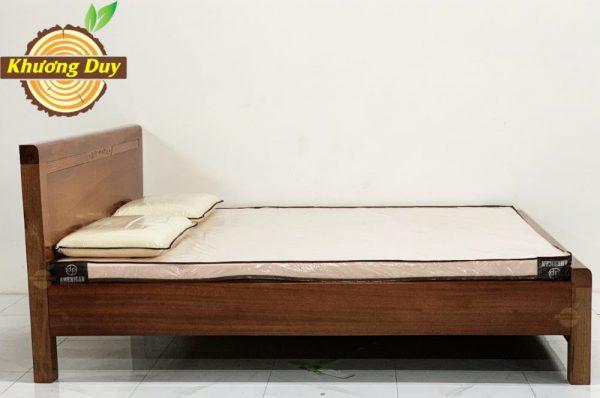 giường ngủ gỗ xoan đào giá rẻ