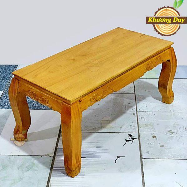 sofa gỗ gõ