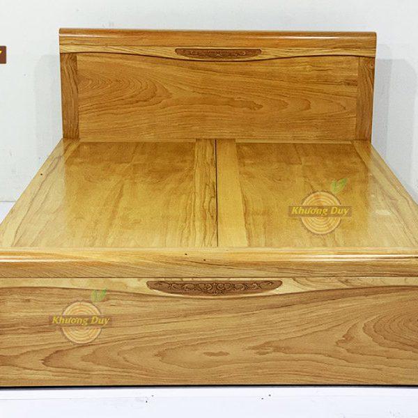 giường gỗ dạt phản ngăn kéo