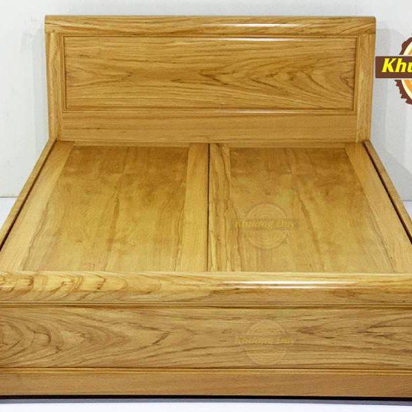 giường ngủ gỗ gõ đỏ dạt phản