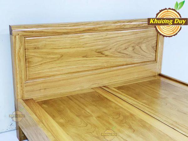 giường gỗ gõ đỏ đẹp