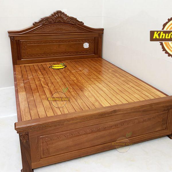 giường gỗ dạt phản