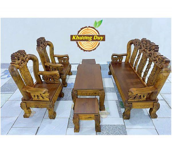 salon gỗ tràm giá rẻ